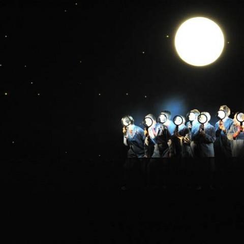 Il mondo della luna - E. Moreno Esquibel